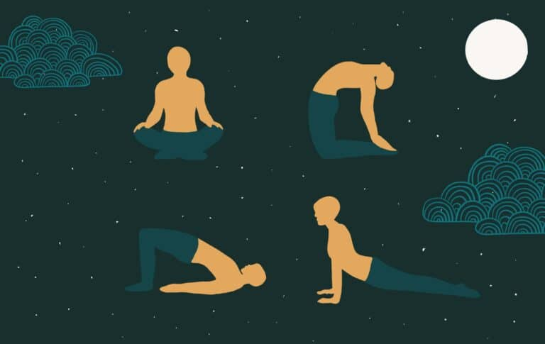 Yoga Before Bed: How Does It Help?